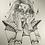 Thumbnail: Instant Destiny Original Drawing