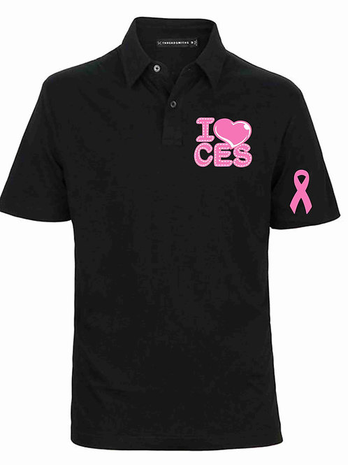 """Breast Cancer polo """"CES"""""""