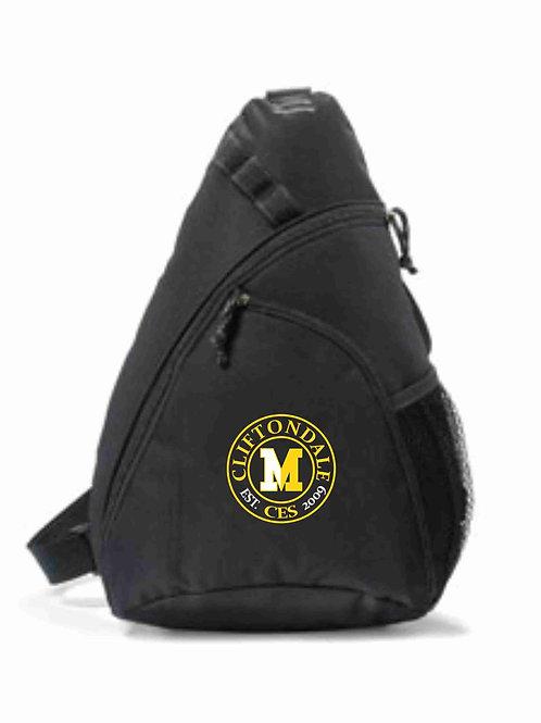 """Sling Bag """"Circle"""" Logo only"""
