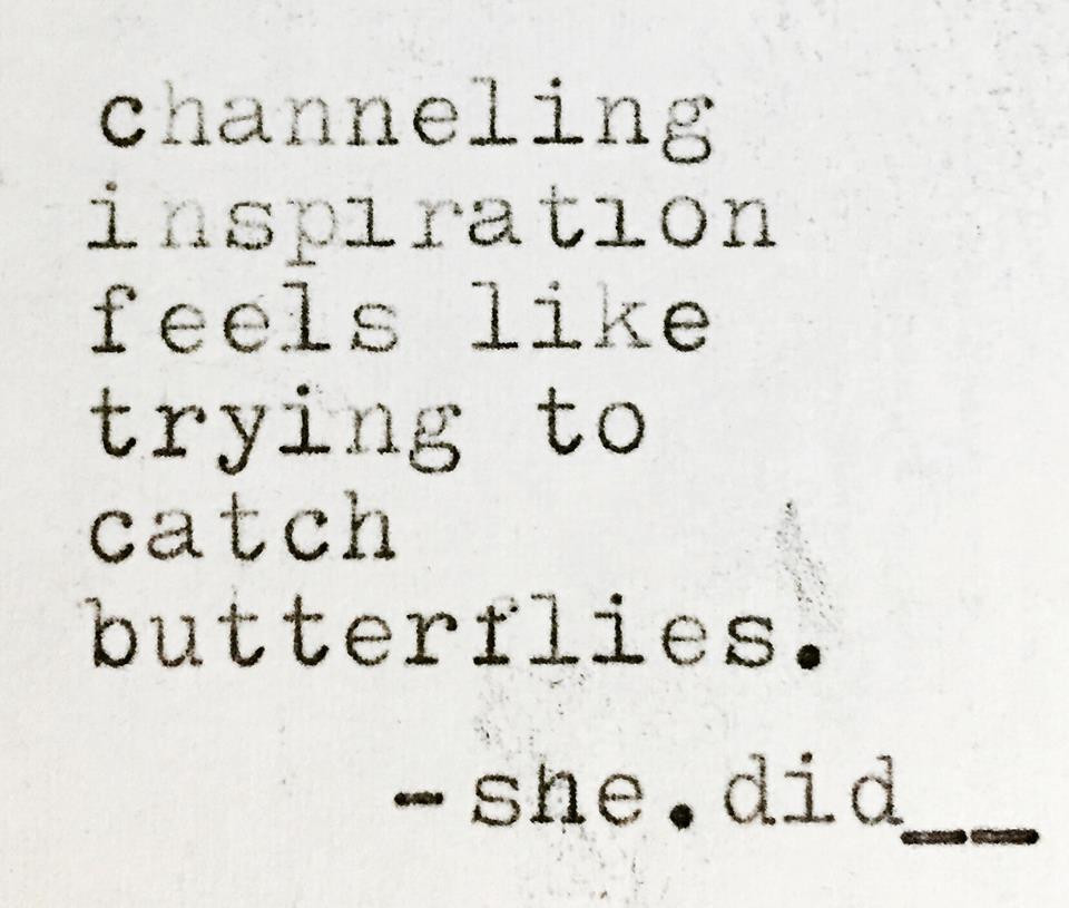 she.did__! Positive Affirmations
