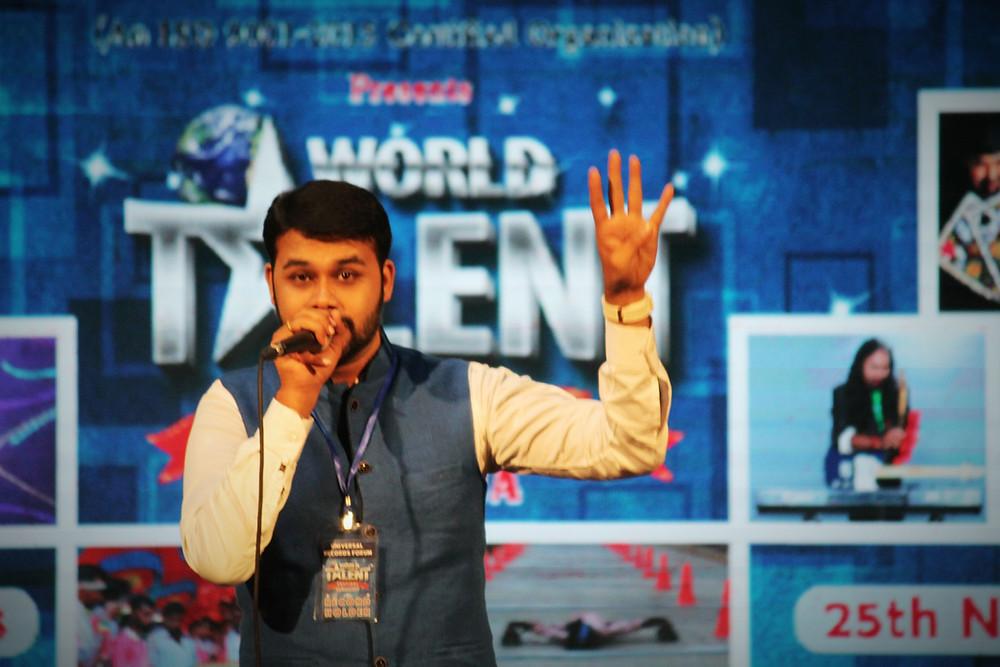 Gokul Beatboxing World Talent Show 2017