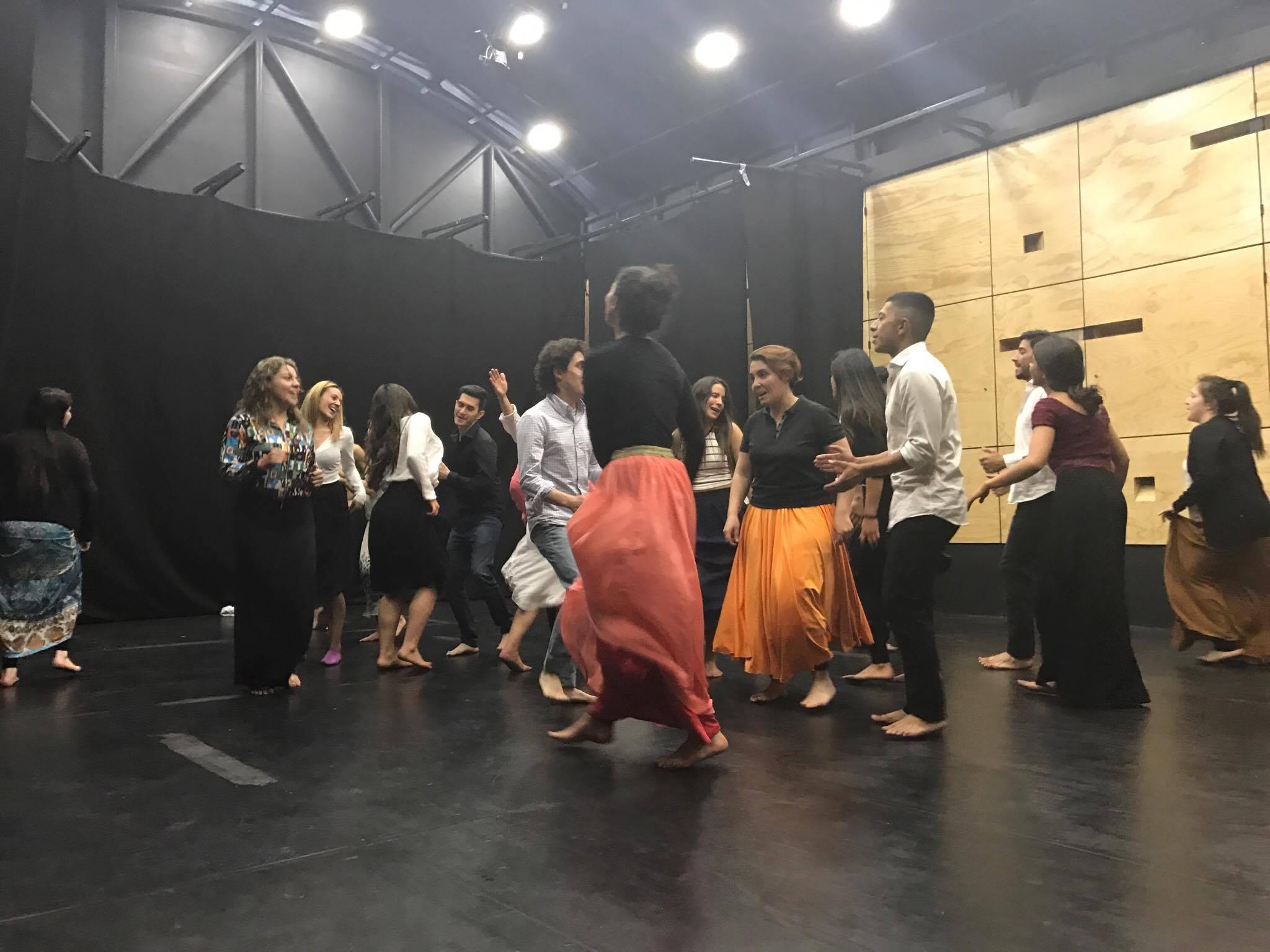 Action & Interplay Workshop