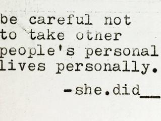 she.did__! Week 6