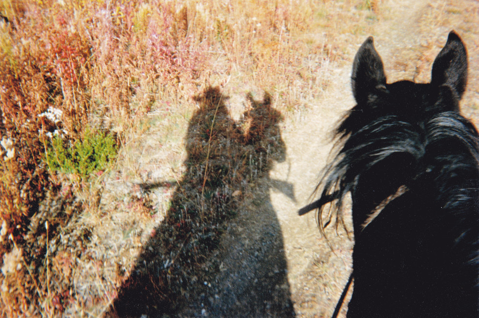 Frontier shadows.