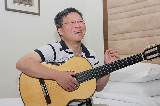 Malaysian Guitarist