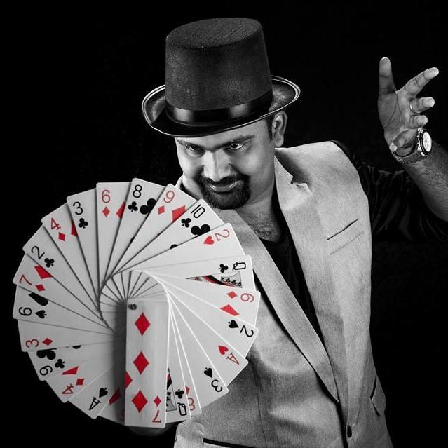 Tijo Varghese Magician