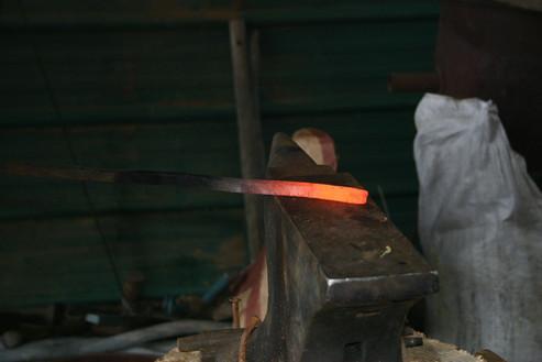 Fiddlin Red Blacksmith Period Anvil
