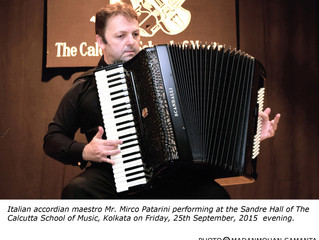 The Accordian: from Jazz to Baroque