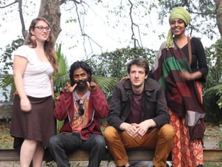 Auster Loo and Brahma Khyapa Create Musical Magic