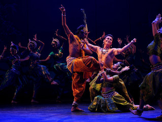 An interview with Director and Dancer, Ramli Ibrahim, from Sutra Dance Theatre