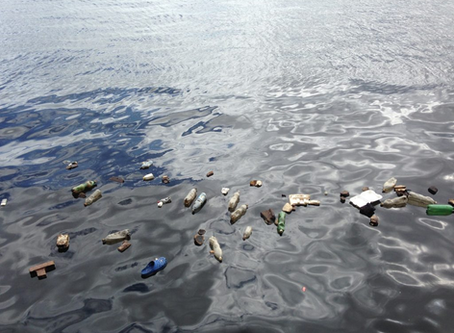 Where Does Ocean Plastic Come From?