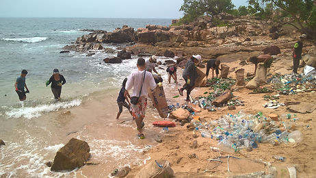 V Recycle, a rePurpose Global impact partner