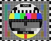 Prøvebilde fra NRK