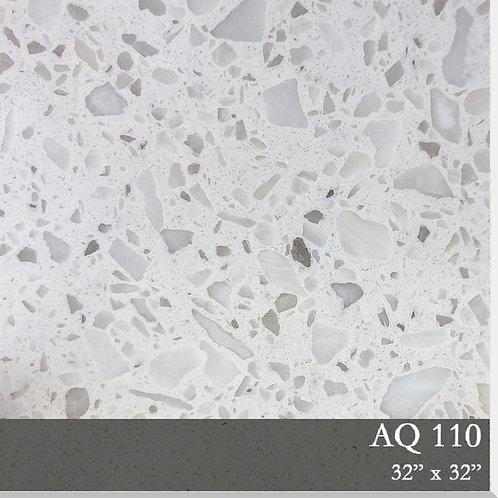 AQ0110 Resin Base Terrazzo Tile