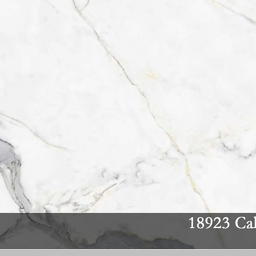 Calacata Porcelain 36x72 6mm thick, Polished