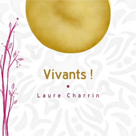 """Sortie de mon album de chansons """"Vivants !"""""""