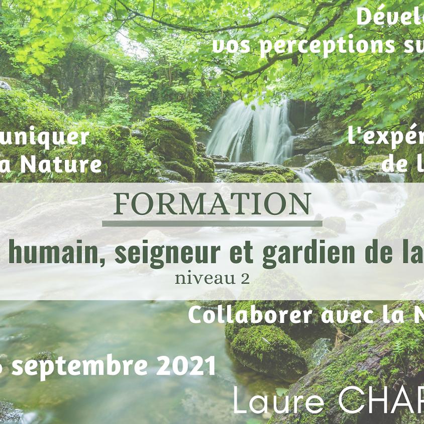"""Formation """"L'être humain, seigneur et gardien de la terre"""" niveau 2"""