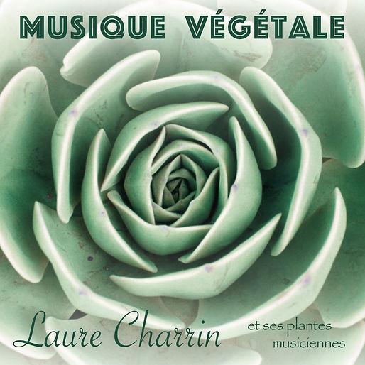 CD Laure CHARRIN Musique végétale - im
