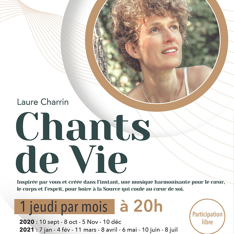 """Chants de Vie"""