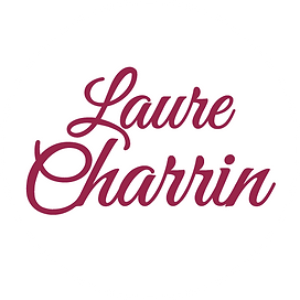 Logo Laure charrin rond blanc.png