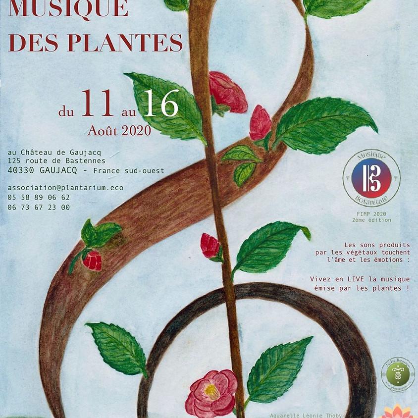 Festival de Musique Botanique