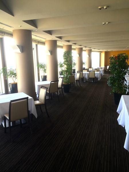 グランヴェール岐山・11Fレストラン