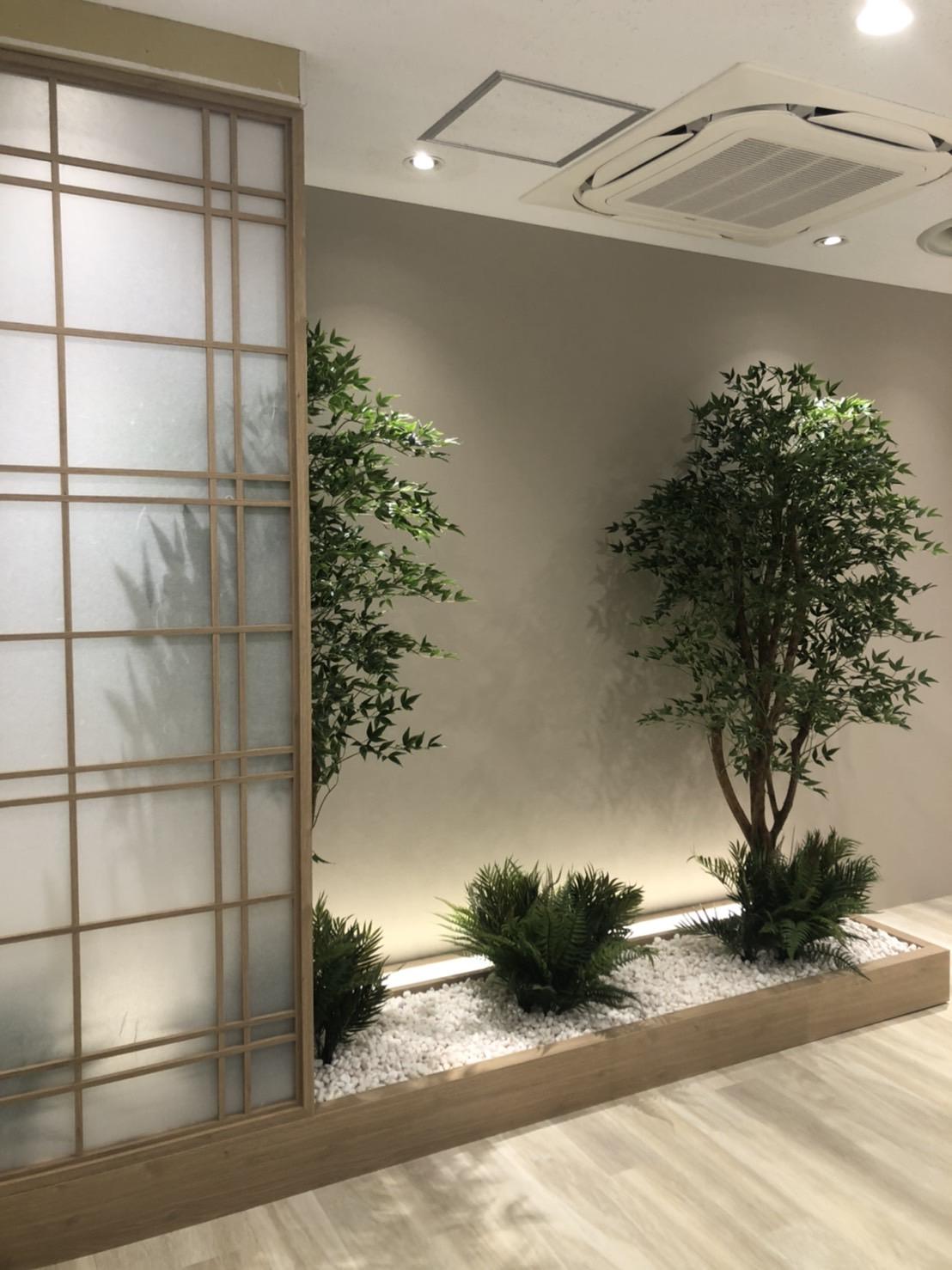 京都 フェイクグリーン