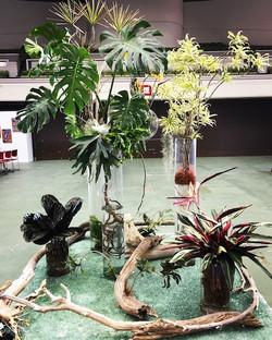 岐阜フラワーフェイスティバル・ディスプレイ