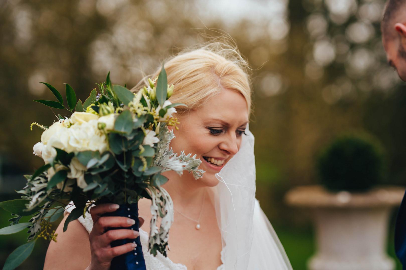 J&N, Winter Wedding, Glenfall House, Cha