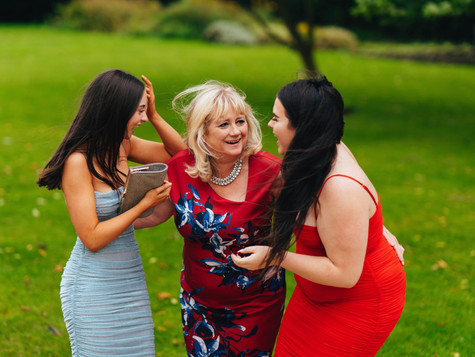 Joint Birthday Party in the Cotswolds with outdoor dancing