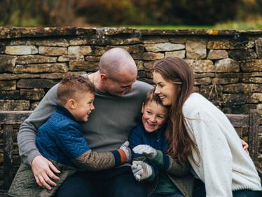Fun Family Shoot in Cheltenham