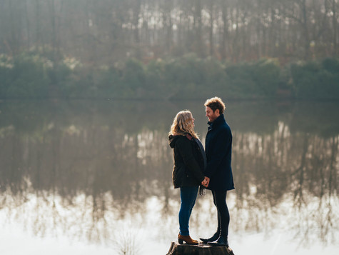 5 Benefits To Having A Pre-Wedding Engagement Shoot