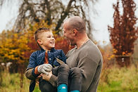 Autumn Family Shoot in Cheltenham, Charl