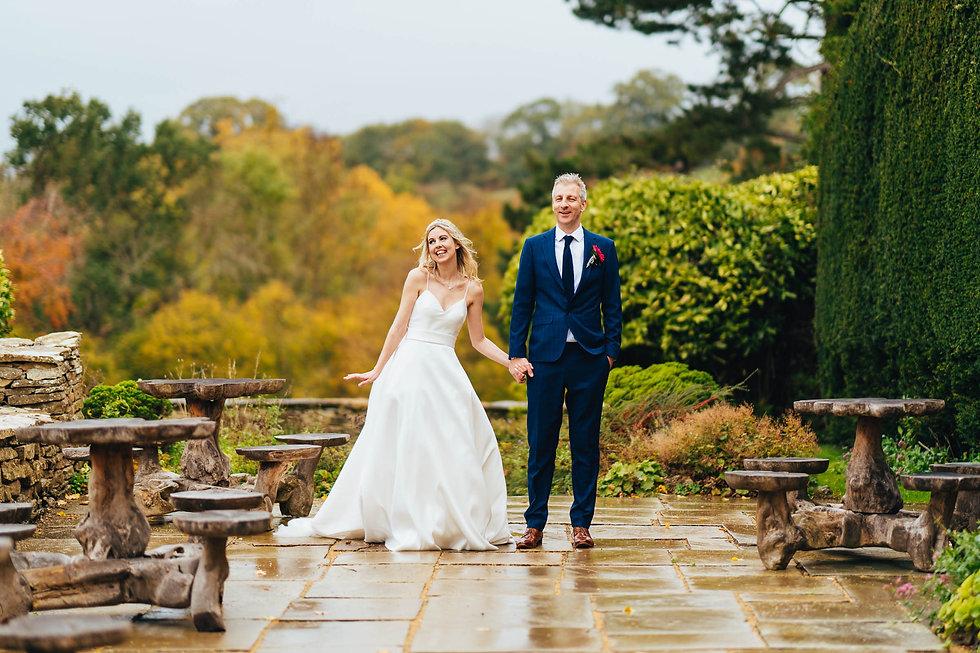 B&S, Autumn Covid Wedding, Charlotte Bur