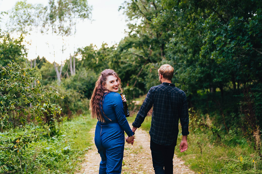 Tips For Loving Your Engagement Shoot, Fun Cotswold Wedding Photography,