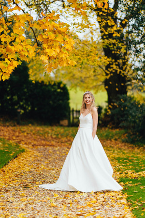 Bex & Steve, Autumn Wedding, Glenfall Ho
