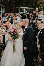 Jess & Terry, Weybridge Wedding, Charlot