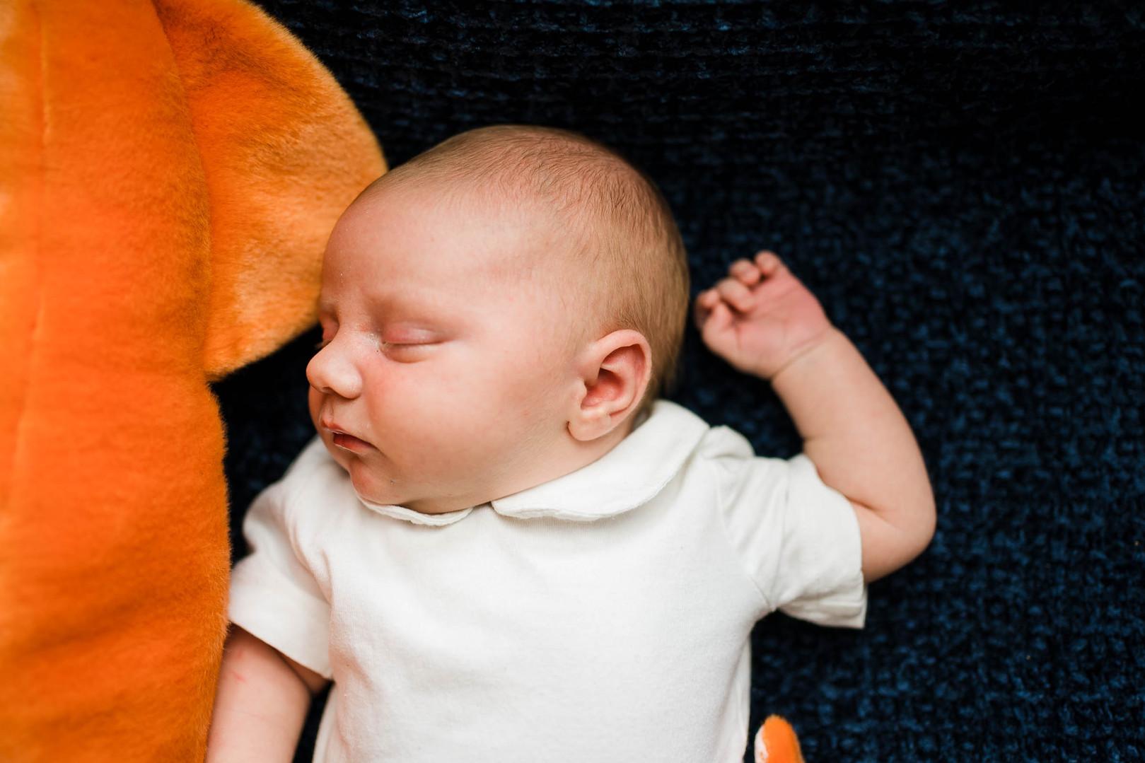 Newborn Lifestyle Photography West Midla