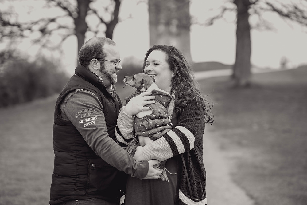 Spring Engagement Shoot In Broadway, the Cotswolds