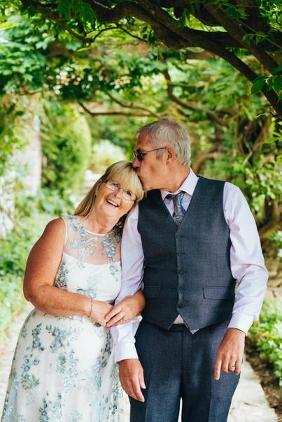 Annette & Mike, Glenfall House Wedding,