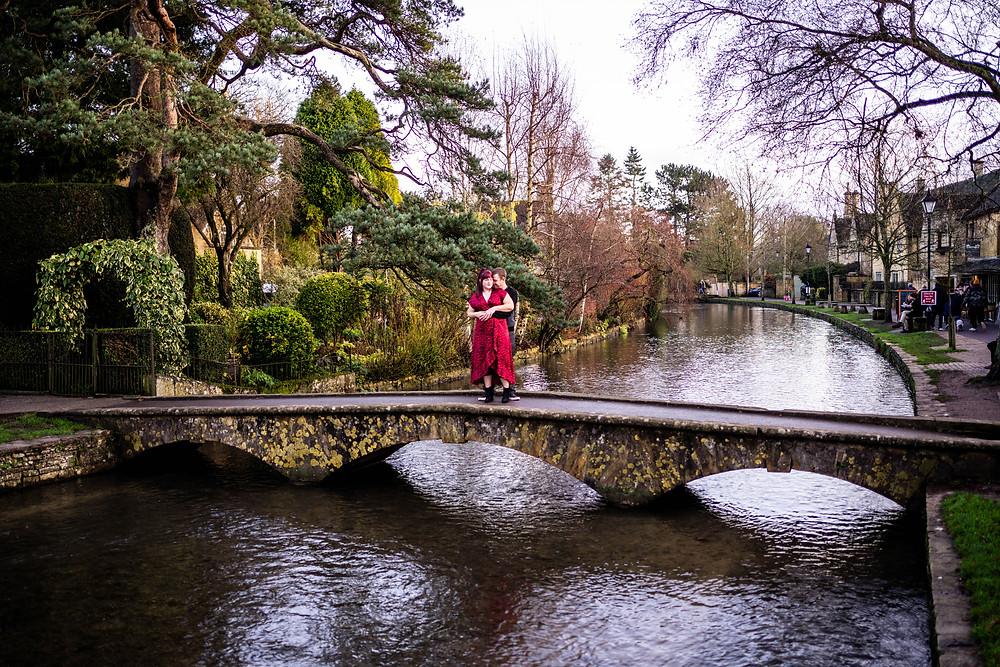 Tips For Loving Your Engagement Shoot, Cotswold Wedding Photography, Bourton-on-the-water
