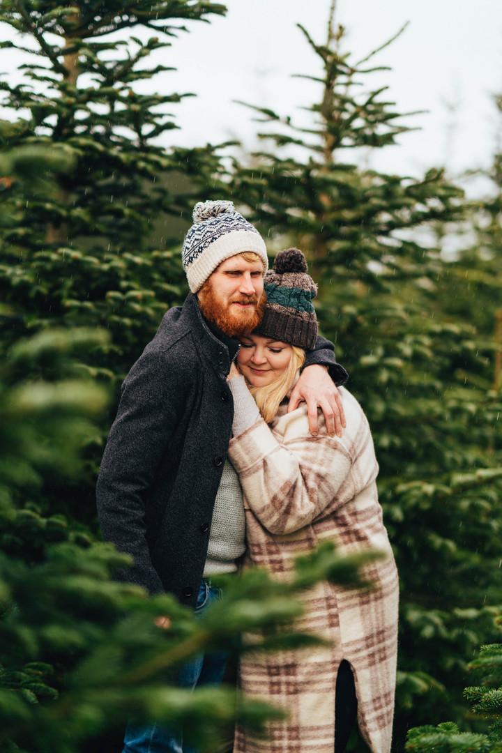Lauren & Darren - Couples Shoot, Chrisma
