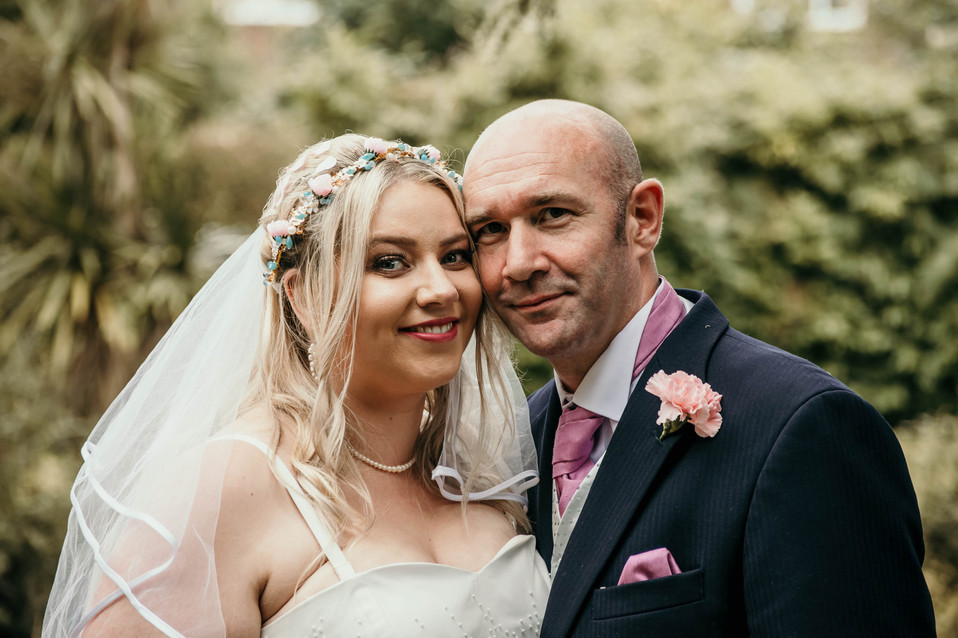 Jess & Terry, Weybridge Wedding, Charlot