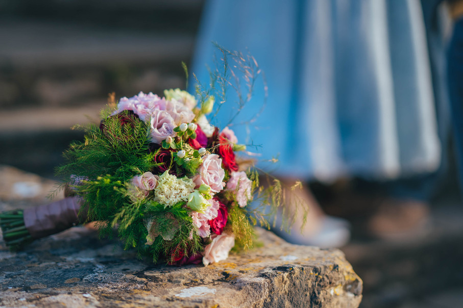 Winter Wedding, Glenfall House, Cheltenh