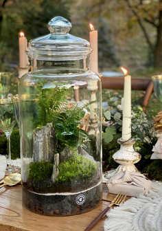 Byron Large con giardino inglese