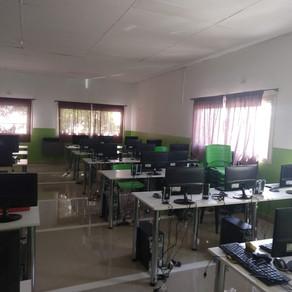 Nuevas aulas digitales en el San Pedro Claver