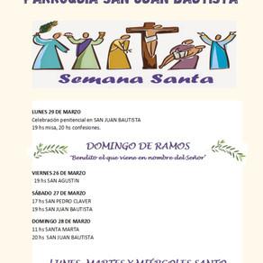 Semana Santa en San Juan Bautista