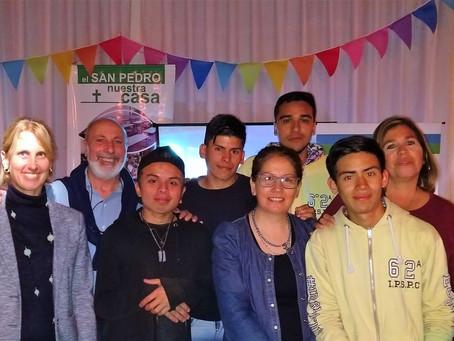 Participamos del evento de Fundación Potenciar Solidario