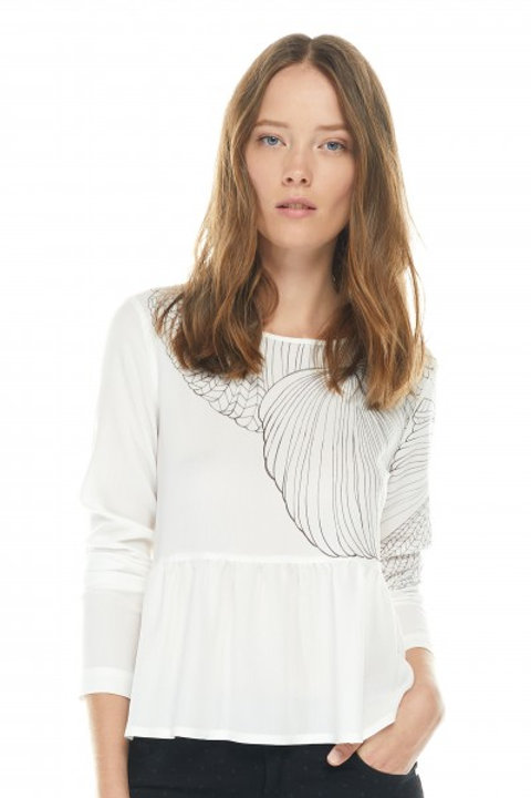 Блуза DYTIQUE