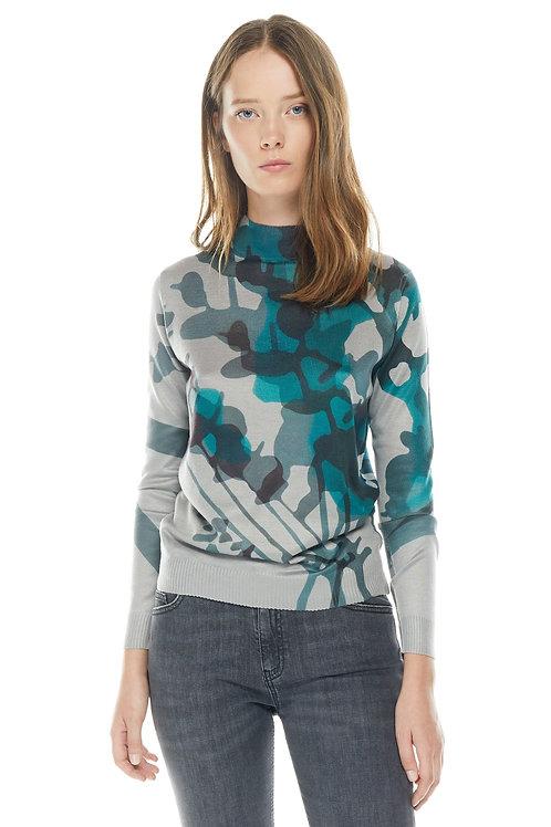 Пуловер CIGOGNE